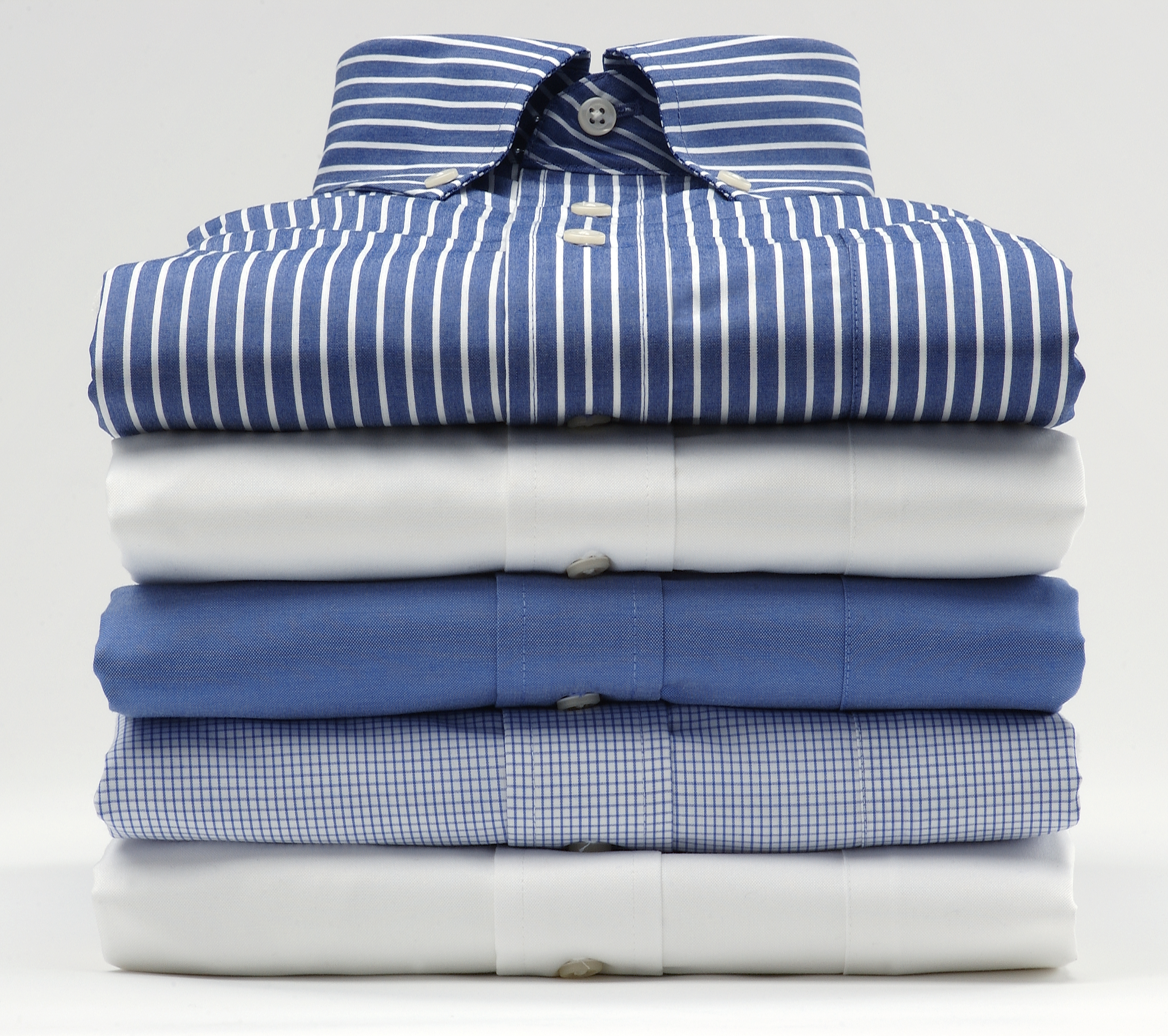 the finest professional shirt, laundry, and pressing service.